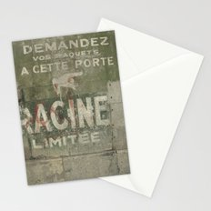 Demandez Stationery Cards