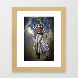 Halibel Framed Art Print