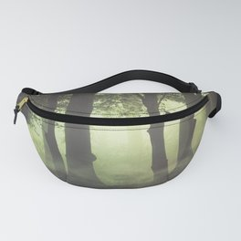 Wispy Forest Mists Fanny Pack