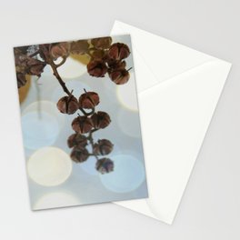 frosty laurel Stationery Cards