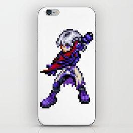 Dark Riku Sprite iPhone Skin