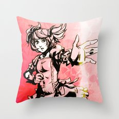 Madoka Throw Pillow