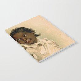 African Girl Maud Humphrey Notebook