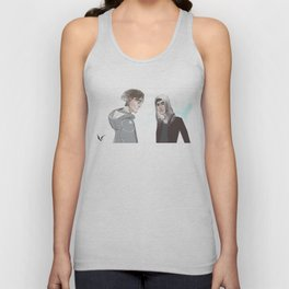 Dominion S2- Michael and Gabriel Unisex Tank Top