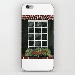 Old Town Window iPhone Skin
