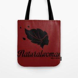 naturalwoman by HELLO WORLD cool Tote Bag