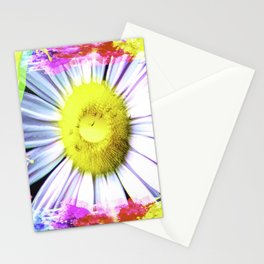 Pink And Yellow Delight Stationery Cards