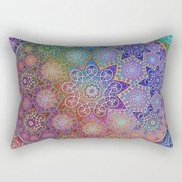 Magic Circle Rectangular Pillow