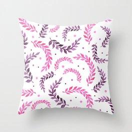 pattern310 Throw Pillow
