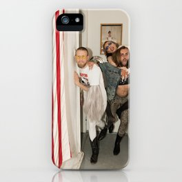 The kids Are all Wild iPhone Case