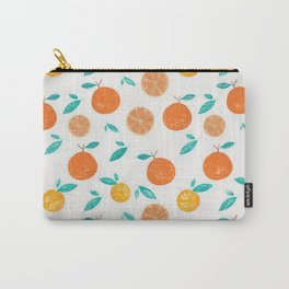 Oranges Pattern1 Carry-All Pouch