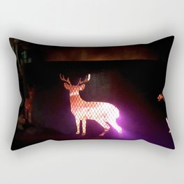 Fire Patronus Rectangular Pillow