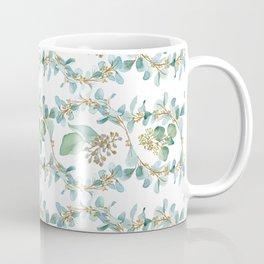 Deluxe Eucalyptus Coffee Mug