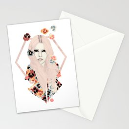 Fall Florals Stationery Cards