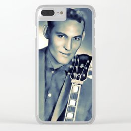 Carl Perkins, Music Legend Clear iPhone Case