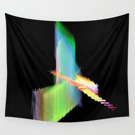 Abstract Bird Wall Tapestry