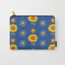 Sunflowers of Ukraine Carry-All Pouch