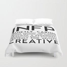 INFP Duvet Cover