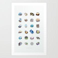 23 - Enjoy Life  Art Print