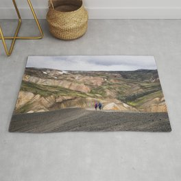 Rolling Hills of the countryside Rug