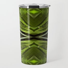 Dew Drop Jewels on Summer Green Grass Travel Mug