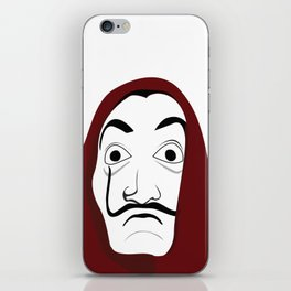 LA CASA DE PAPEL Tee-shirt iPhone Skin