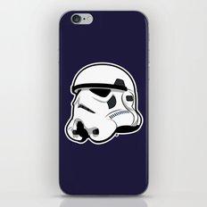 Trooper Bucket - Star Wars iPhone & iPod Skin