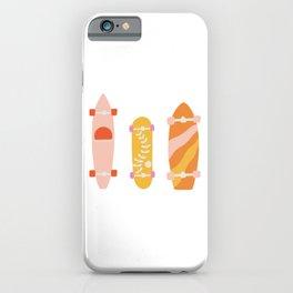 Squad Goals iPhone Case