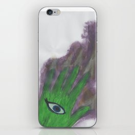 To See, To Feel iPhone Skin