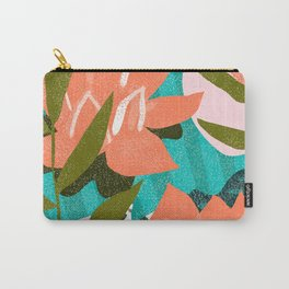 If I had a flower for every time I think about you, I could walk forever in my garden Carry-All Pouch