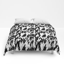 Burnout Friday Comforters