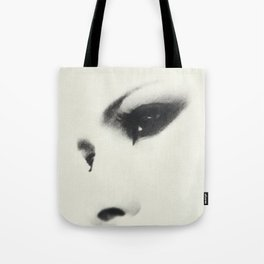 """our weary eyes still stray to the horizon"" Tote Bag"