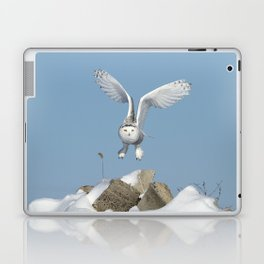 Her wings are my prayer Laptop & iPad Skin