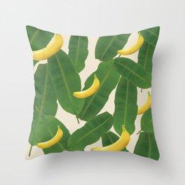 banana Throw Pillow