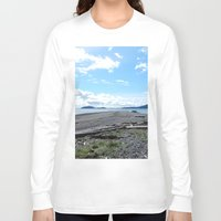 kirby Long Sleeve T-shirts featuring Camp Kirby by Krista Dawn