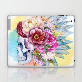 Skull 09 Laptop & iPad Skin