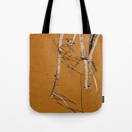 DRESSED NATURE I Tote Bag