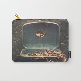 Taking Autumn With Me Carry-All Pouch