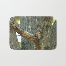 Brown Squirrel Bath Mat