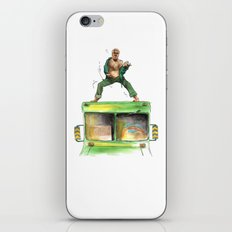 KEEN WOLF. iPhone & iPod Skin