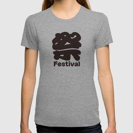 Festival in Japanese Kanji T-shirt