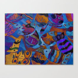 phishes Canvas Print