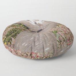 Seagull Struttin' Floor Pillow