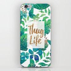 Thug Life 2 iPhone Skin