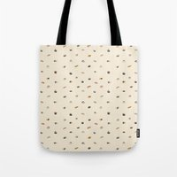 sushi Tote Bags featuring Sushi  by Thewilson