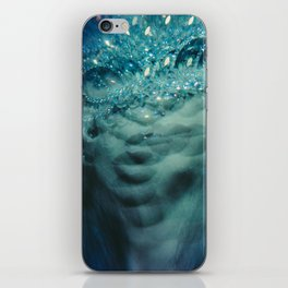 She dreams in colors iPhone Skin