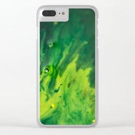 Ectoplasm Clear iPhone Case