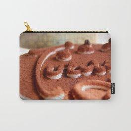 Tiramisu Cake Carry-All Pouch
