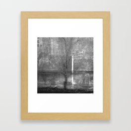 Montreal 2013 Framed Art Print