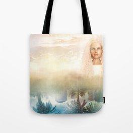 The Awakening Novel Art Tote Bag